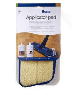 Applicator Pad Bona - Pad en microfibres